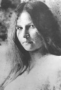 Grete Trakl, en 1912.
